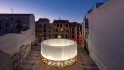 Concéntrico 07 abre concursos para diseño de pabellón y dos intervenciones