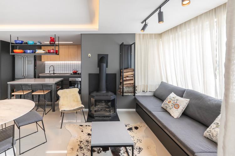 Apartamento do Bê / Bruna Schlos . Arquitetura Criativa, © Tita Leke