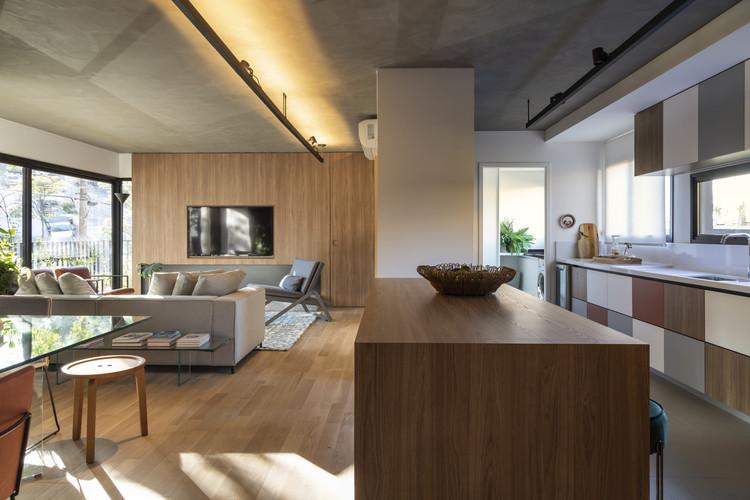 Apartamento Nido / Sala2 Arquitetura, © Evelyn Muller