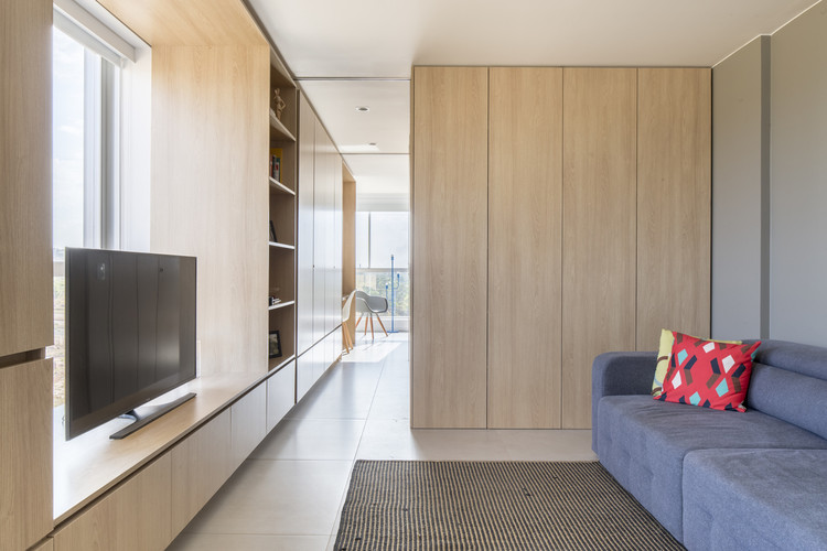 Apartamento Noroeste 307 / ArqBr Arquitetura e Urbanismo, © Eden Alencar