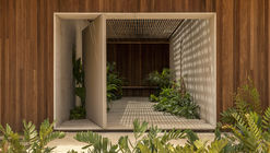 Casa Q04L63 / mf+arquitetos