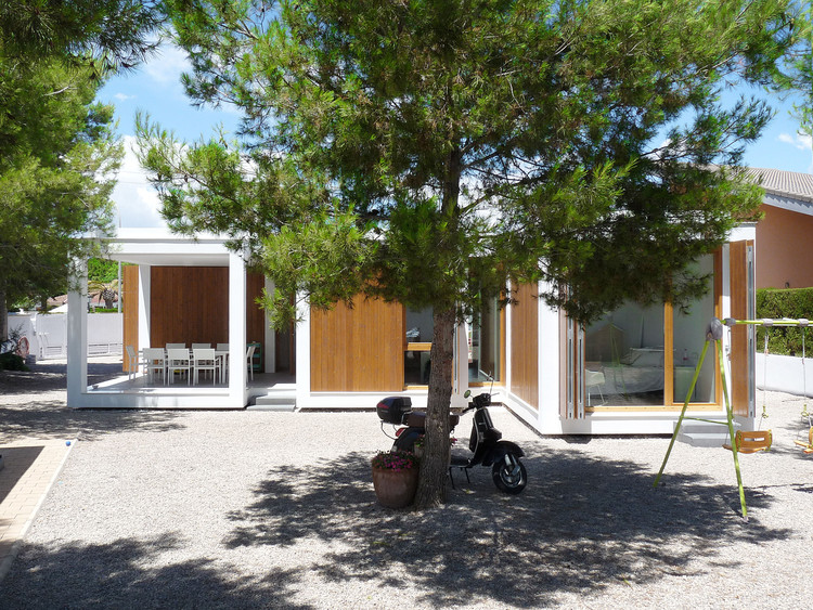 House in 5 Phases / Calmm architecture + joansanzarquitectura, Courtesy of Calmm architecture