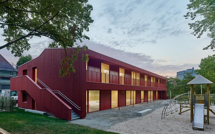 KiTa im Park Daycare Center / Birk Heilmeyer und Frenzel Gesellschaft von Architekten, © Zooey Braun