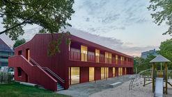 KiTa im Park Daycare Center / Birk Heilmeyer und Frenzel Gesellschaft von Architekten