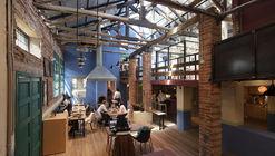 Former Pobre Diablo Cultural Factory / Daniel Moreno Flores