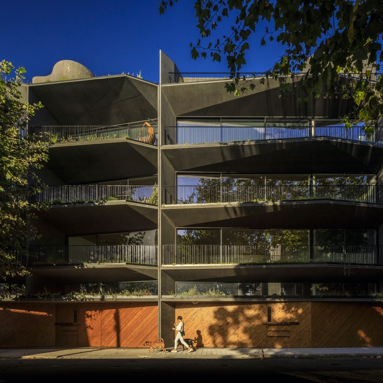 Edifício Residencial 1032 Foz / dEMM Arquitectura, © Fernando Guerra   FG+SG