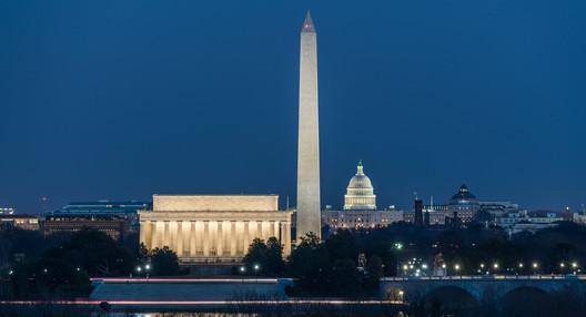 Washington D.C.. Image Courtesy of HKS