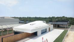 Aranya Equestrian Center / in:Flux architecture