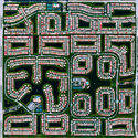 Delray Beach, Florida. Created by @dailyoverview, source imagery @maxartechnologies
