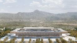 """IDOM presenta remodelación del Estadio San Carlos de Apoquindo: """"Estamos ilusionados por el uso de la madera"""""""