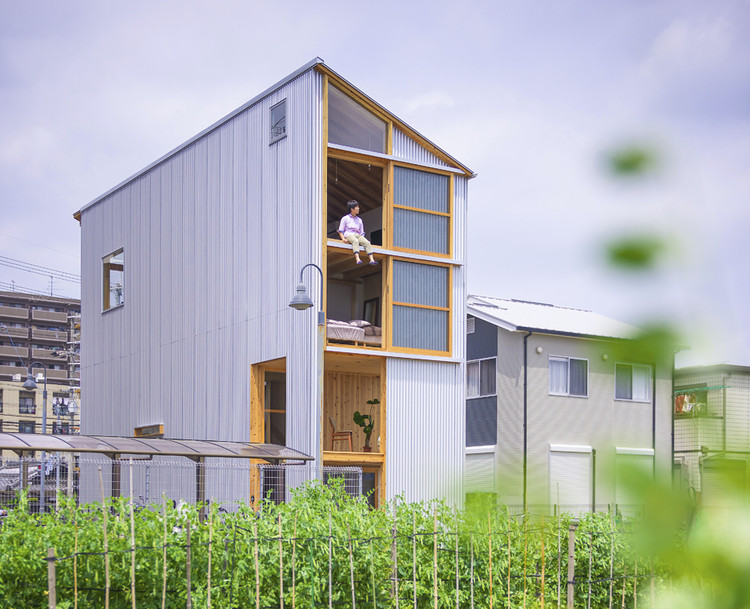 Casa Para Festival de Cerámica / Office for Environment Architecture, © Yuko Tada