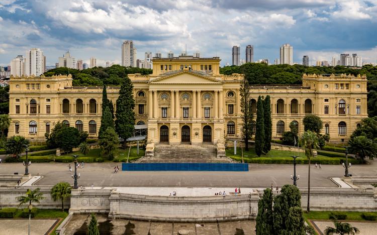 Museu do Ipiranga comemora o aniversário de São Paulo com série de eventos online, Museu do Ipiranga. Foto de Webysther, via Wikipedia. Licença CC BY-SA 4.0