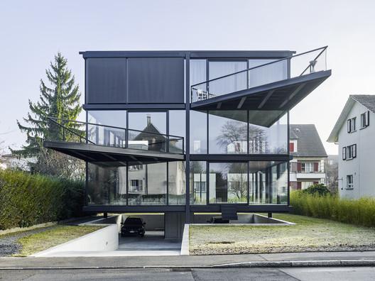 House in Nidau / Jan Kinsbergen