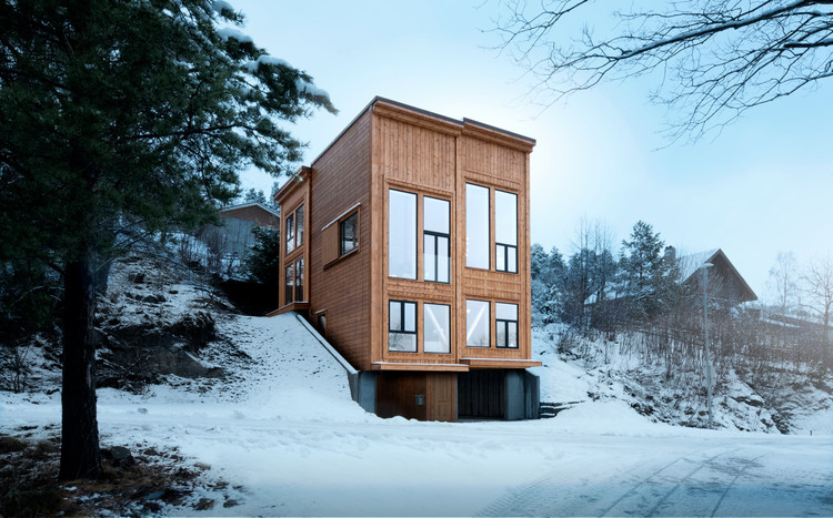 Zieglers Nest / Rever & Drage Architects, © Tom Auger