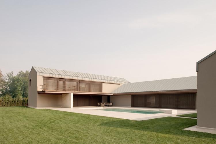 Villa BE / depaolidefranceschibaldan architetti, © Keith Isaacs