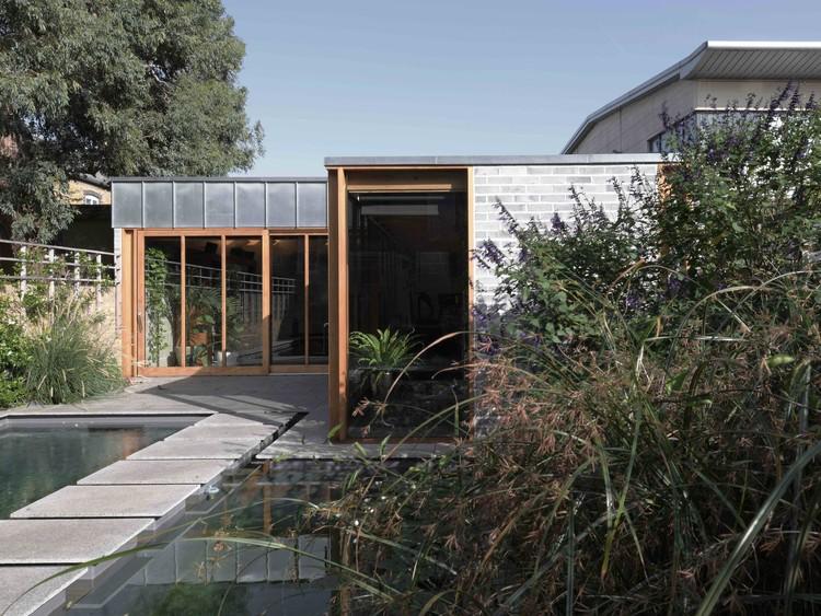Garden Room / Hugh Strange Architects, © David Grandorge