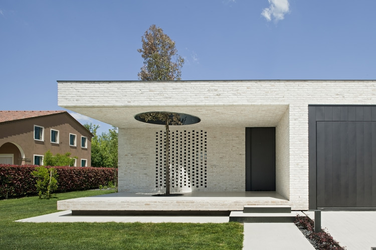 Villa SP / depaolidefranceschibaldan architetti, © Alessandra Bello