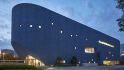 Biblioteca e Teatro Pinghe / OPEN Architecture