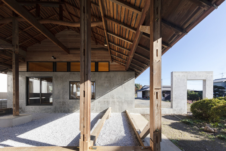 Reducción de una casa en Kawagoe / DOG, © Nao Takahashi