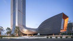 Centro Financeiro Internacional Hengqin / Aedas