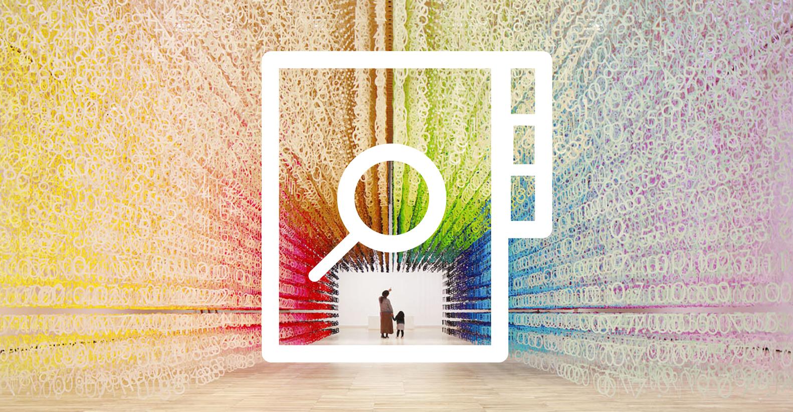 """Color en Arquitectura: Las mejores estrategias y tendencias de diseño, los mejores ejemplos en obras y materiales ,Imagen de fondo: """"Color of Time"""", obra de la arquitecta y artista Emmanuelle Moureaux. Image © Daisuke Shima"""