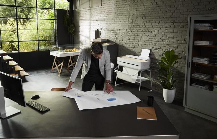 3 impresoras de gran formato para diseñar desde casa, Cortesía de HP