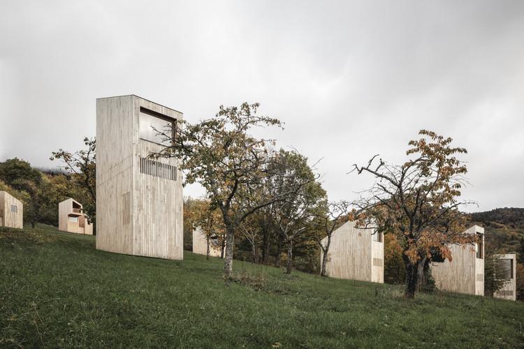 Hotel 48° Nord / Reiulf Ramstad Arkitekter + ASP Architecture, © 11h45