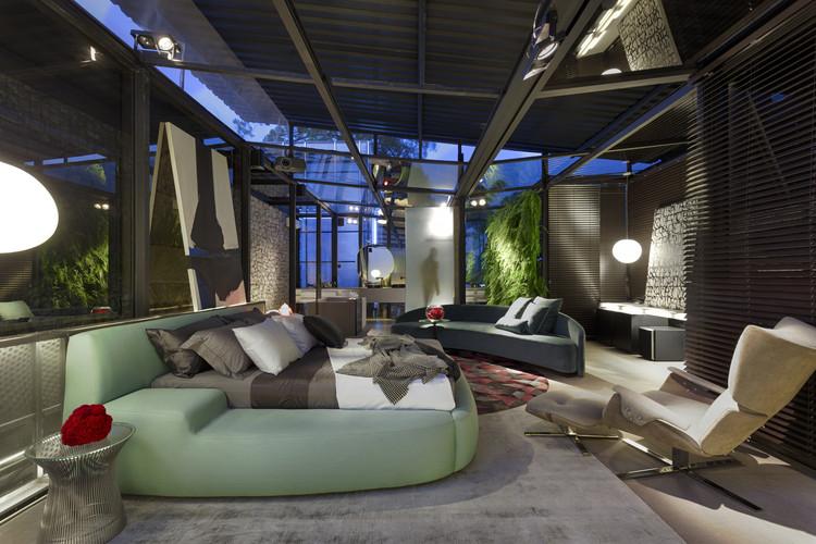 Quarto de Hotel Neurosensorial / Piacesi Arquitetos Associados, © Gustavo Xavier