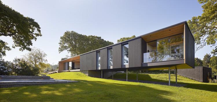 Island Rest / Ström Architects, © Hufton+Crow