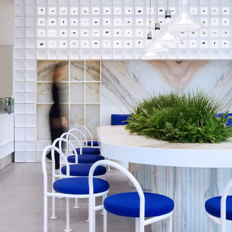 Café Mini Cuppa Shanghai / Raams Architecture Studio, © Maki Make Concept Production