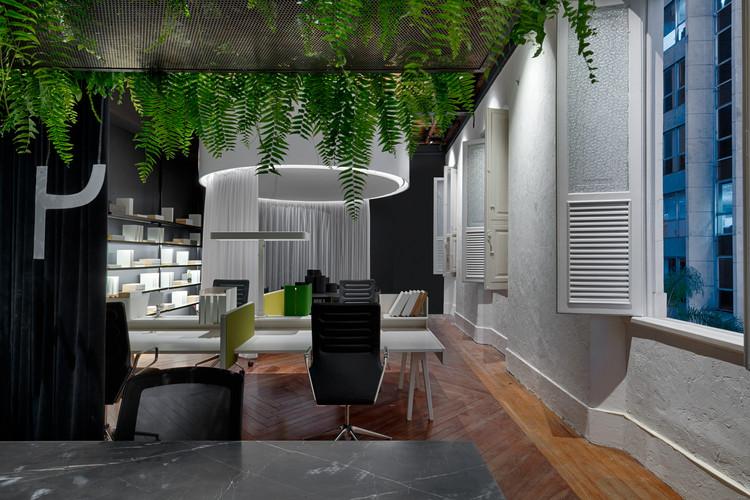 Espaço Smart Work / Piacesi Arquitetos Associados, © Gustavo Xavier