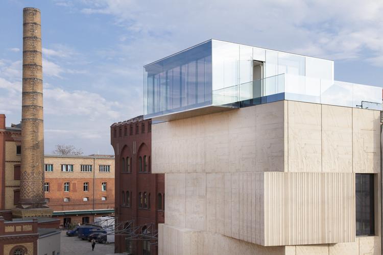 Construindo história: espaço e cultura através da arquitetura dos museus alemães, © Patricia Parinejad