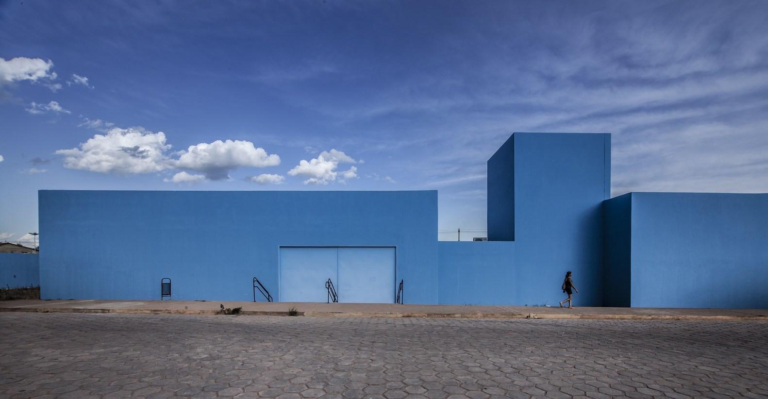 Color en Arquitectura: Las mejores estrategias y tendencias de diseño, los mejores ejemplos en obras y materiales ,© Junia Mortimer. ImageMuseo de la Cachaça / Jô Vasconcelos