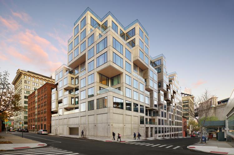 98 Front Apartments  / ODA New York, © Aaron Thompson