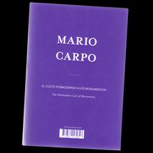 ARQDocs: Mario Carpo - El culto posmoderno a los monumentos