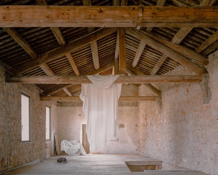 Restauración de una escalera fantástica / AMAA - Collaborative Office For Research And Development, © Simone Bossi