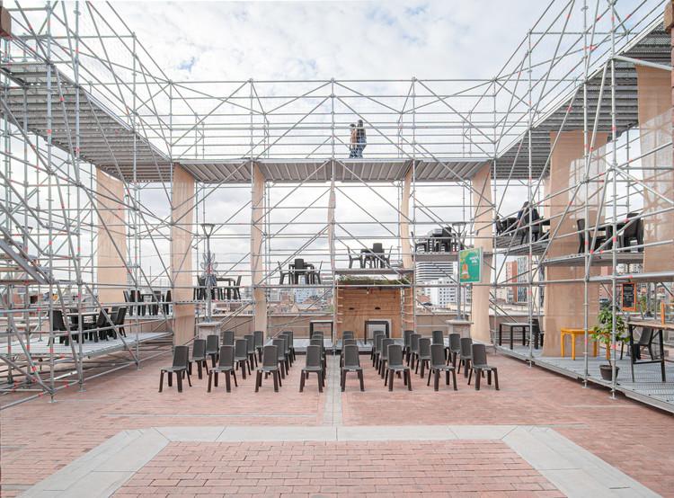 La Concordia: Anfiteatro  / Colab-19 + Taller Architects + SCA, © Alberto Roa