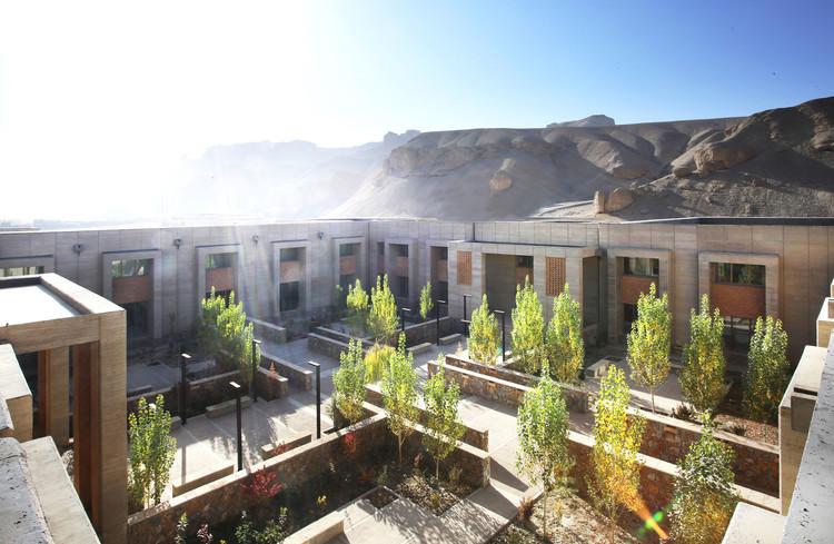 Hospital Provincial Bamyan / Arcop (Pvt) Ltd. Foto © Irfan Naqi
