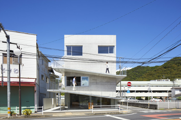 Edifício SJ / Takao Shiotsuka Atelier, © Toshiyuki Yano