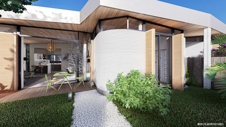 Viliaprint. Image © Coste Architectures