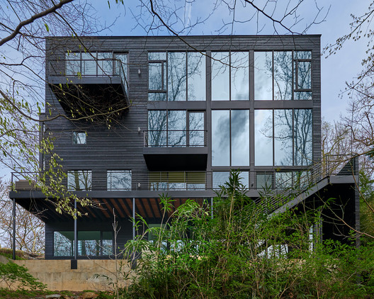 Franzen House / Robert Gurney Architect