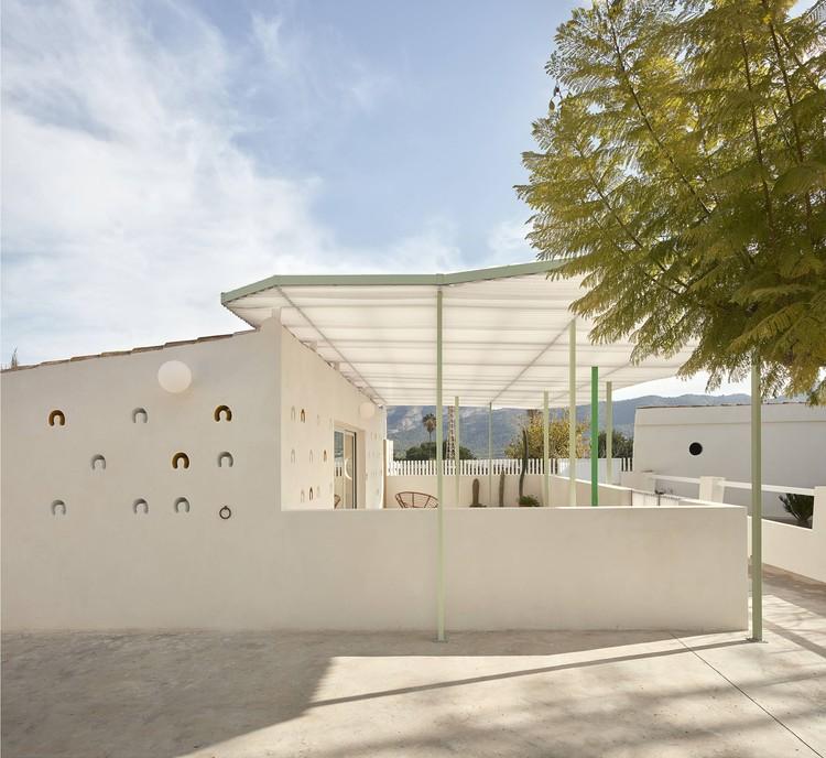Refúgio Las Cuadras / Estudio Ji Arquitectos, © Mariela Apollonio