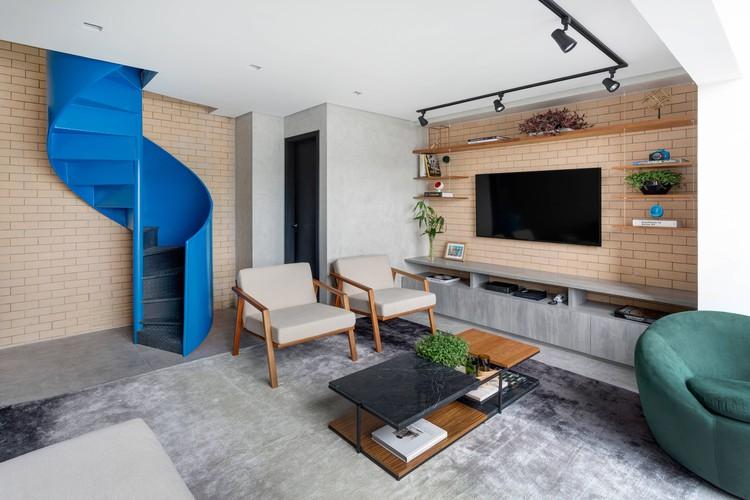 Apartamento Duplex Summit 3 / Antonio Armando de Araújo - Arquitetura e Design, © Júlia Ribeiro