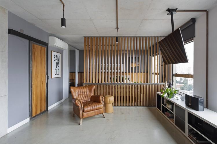 Apartamento Aleixo Garcia / Antonio Armando de Araújo - Arquitetura e Design, © Julia Ribeiro