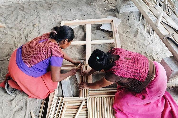 Reconstrución de vivienda y tejido social, ccau