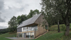 House in Krkonoše / Fránek Architects