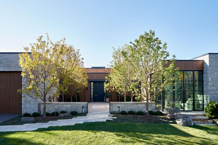 Residencia Bagua / Rowland+Broughton Architecture, © Joshua McHugh