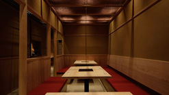 Sukiyaki Jyuniten Restaurant / Fumihiko Sano Studio