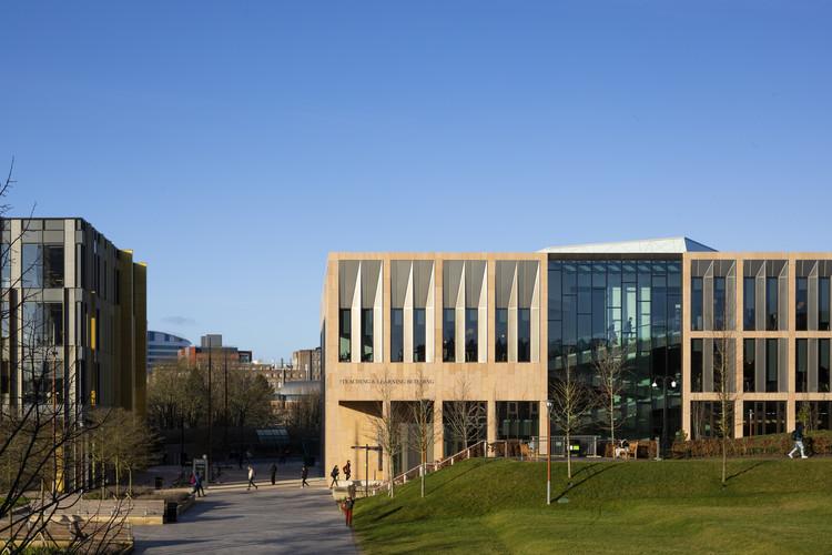 Edificio de enseñanza y aprendizaje de la Universidad de Birmingham / BDP, © Nick Caville