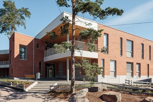 Daycare Center Lauttasaari / Arkkitehtitoimisto Luutonen Oy